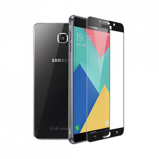 Защитное цветное стекло Mocolo (CP+) на весь экран для Samsung G570F Galaxy J5 Prime (2016)