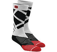 Носки для cпорта Ride 100% RIFT Athletic Socks [Steel Grey], S/M