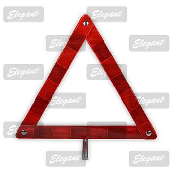 Знак Аварийный картон.Упаковка Elegant 100 562