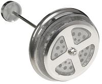Френч-пресс для заваривания Benson BN-170 (350 мл) нержавеющая сталь + стекло | заварник | заварочный чайник