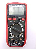 Мультиметр цифровой с дисплеем  UT 61A