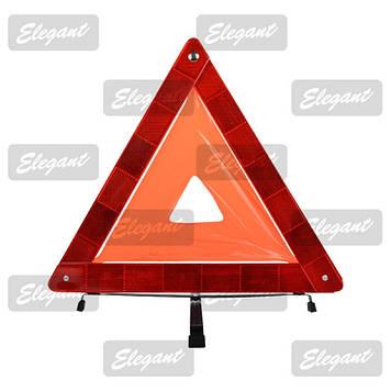 Знак Аварийный пластик.Упаковка Elegant 100 563