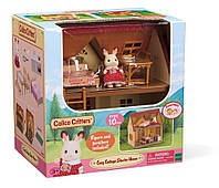 Дом кролика Сильваниан фемелис Calico Critters Red Roof Cozy Cottage