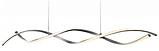 Светодиодная люстра с регулировкой по высоте BL-P17232-1SN, фото 2