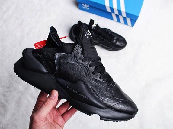 Кроссовки Унисекс Adidas Y-3 Kaiwa Chunky Sneakers, фото 2