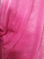 Велюр  хлопок ринг фламинго