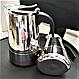 Гейзерная кофеварка из нержавеющей стали (индукция) - 9 чашек Benson BN-154, фото 4