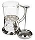 Френч-пресс для заваривания Benson BN-173 (1000 мл) нержавеющая сталь + стекло   заварник   заварочный чайник, фото 4