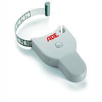 Рулетка для измерения длины окружности ADE, диапазон измерений 0 - 150 см, Германия
