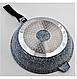 Сковорода литая WOK с антипригарным гранитным покрытием Benson BN-521 (28*7см) | сковородка вок, фото 4