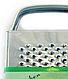 Тёрка из нержавеющей стали 4 стороны Benson BN-1010 | шинковка | кухонная терка из нержавейки Бенсон, фото 2