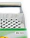 Тёрка из нержавеющей стали 4 стороны Benson BN-1011 | шинковка | кухонная терка из нержавейки Бенсон, фото 2