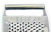 Тёрка из нержавеющей стали 4 стороны Benson BN-1011 | шинковка | кухонная терка из нержавейки Бенсон, фото 6