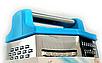 Тёрка из нержавеющей стали 6 сторон Benson BN-1013 | шинковка | кухонная терка из нержавейки Бенсон, фото 2