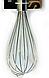 Венчик для взбивания из нержавеющей стали Benson BN-1033 | металлический венчик Бенсон, фото 4