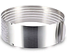 Форма — кольцо раздвижное для ровной нарезки коржей из нержавеющей стали (6 отсеков) Benson BN-1035, фото 5