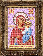 Схема для вышивки бисером - Смоленская Пресвятая Богородица, Арт. ИБ5-096-R - Распродажа