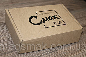 Смакбокс №10 в картонной упаковке, фото 2