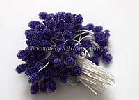 Тичинки для квітів «Сині великі»