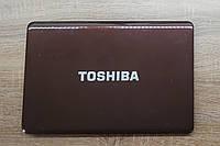 Корпус Toshiba Satellite L635 (крышка матрицы) для ноутбука Б/У!!!