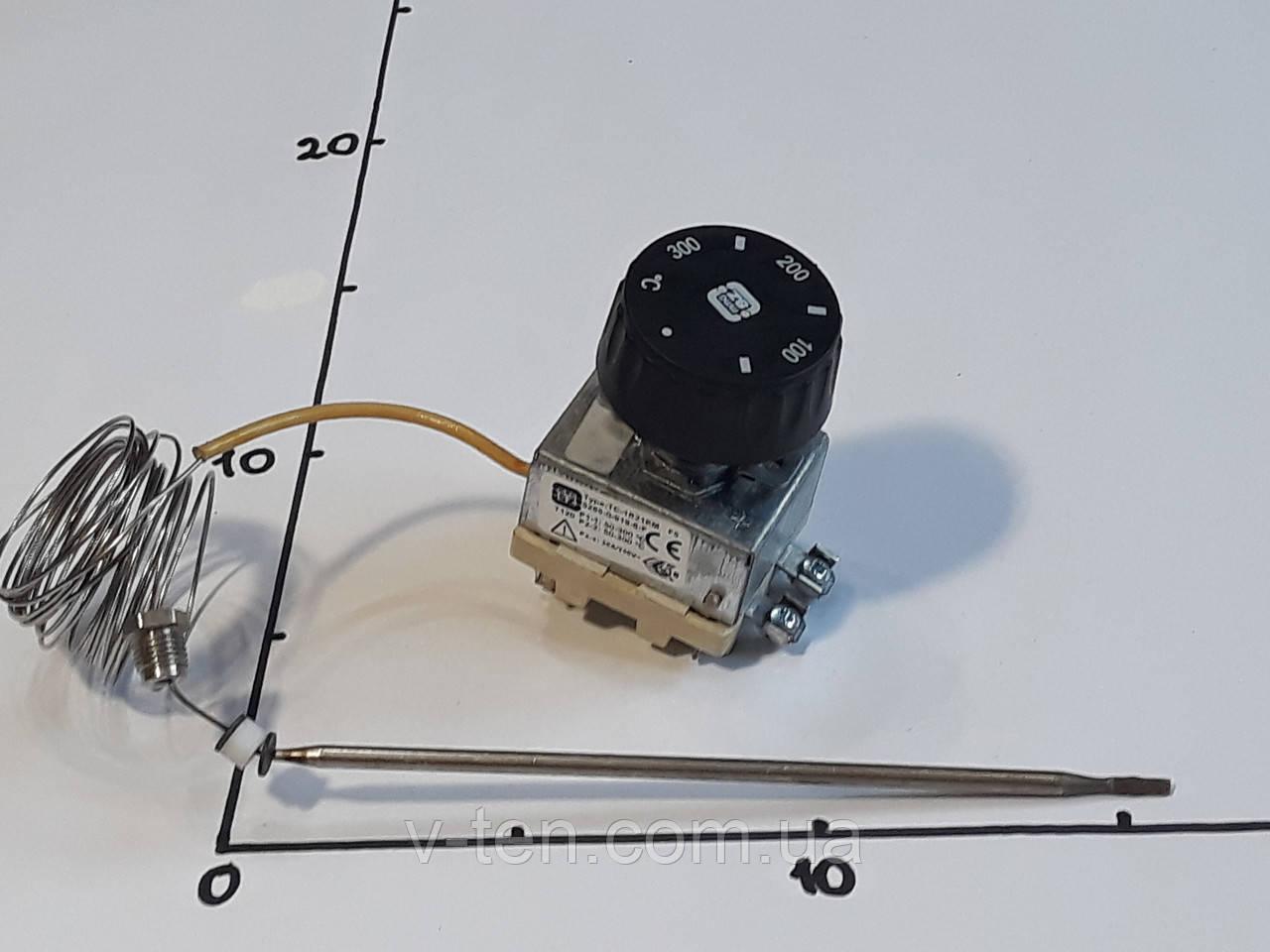 Терморегулятор 50-300°C капиллярный (двухполюсный) MMG (Венгрия)
