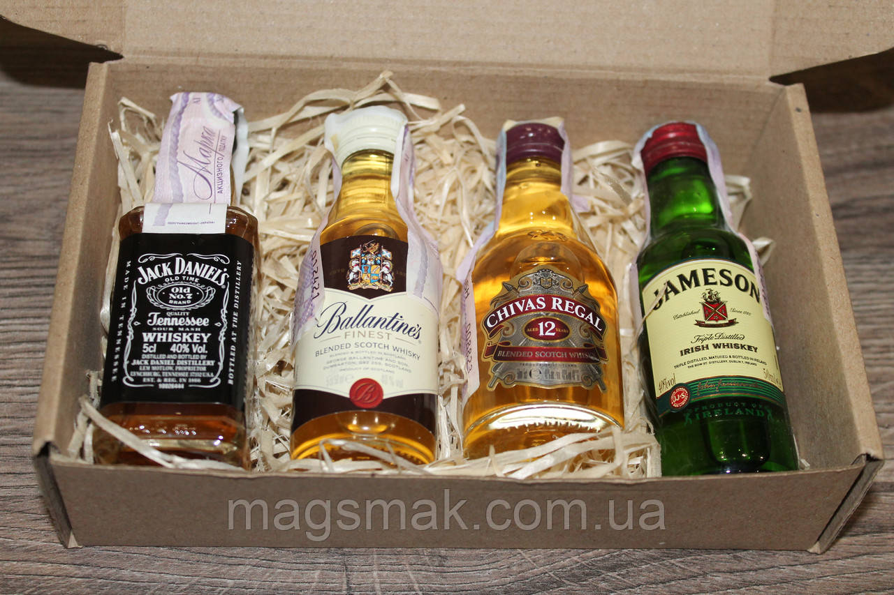 Смакбокс №14 в картонной упаковке