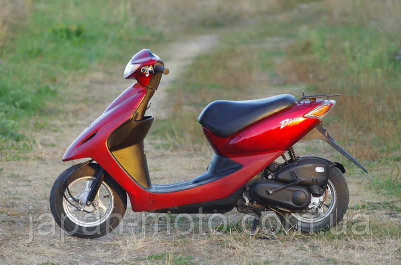 Honda Dio 56 (красный)
