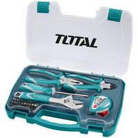 Набор TOTAL THKTHP90256 ручных инструментов, 25 предм.
