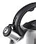 Чайник со свистком из нержавеющей стали Benson BN-709 (3 л), нейлоновая ручка, индукция | свистящий чайник, фото 2