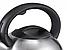 Чайник со свистком из нержавеющей стали Benson BN-709 (3 л), нейлоновая ручка, индукция | свистящий чайник, фото 4