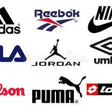 Футболки спортивних брендів