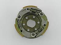 Колодки сцепления Honda Dio/ZX/Tact/ 4т GY6 50/80сс 139QMB (Китай)(01388)