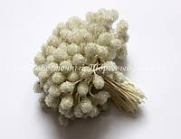 Тычинки для цветов «Белые большие»