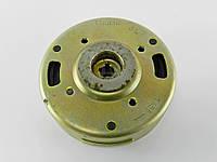Магнит генератора Honda Dio AF-18/27 (две канавки под шпонку)(113186)