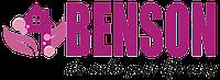 Набор форм для выпечки из нержавеющей стали в виде цветка Benson BN-1037 | формы для выпекания 3 шт Бенсон