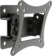 Настенное крепление кронштейн для телевизора TV КБ-811 от 14 до 24 дюйма, 45 градусов, от стены: 65 мм, фото 1