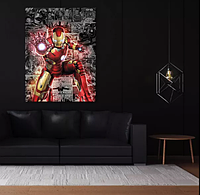 Iron Man 75x100
