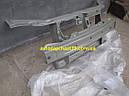 Рамка радіатора ваз 2110,2111,2112, ваз Пріора 2170,2171,2172 нового зразка, під гак (катафорез) АвтоВаз, фото 2