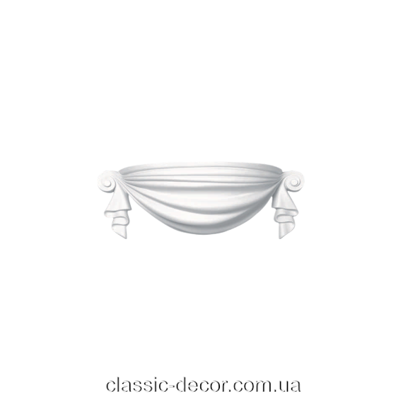 Панно настінне, декоративне Classic Home WA494,ліпний декор з поліуретану.
