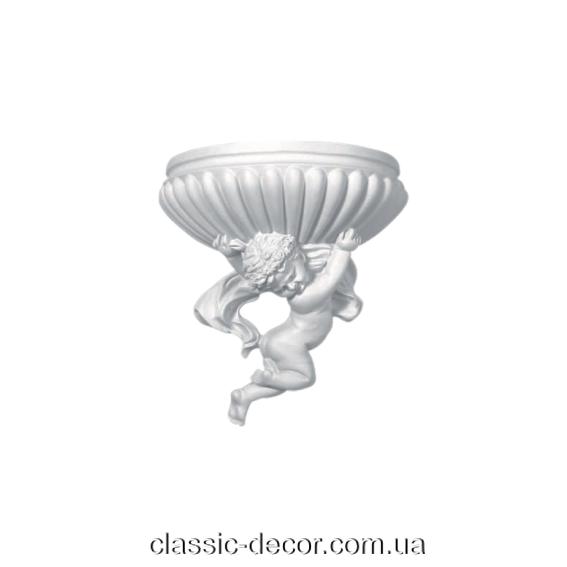 Панно настінне, декоративне Classic Home WA385-1,ліпний декор з поліуретану.
