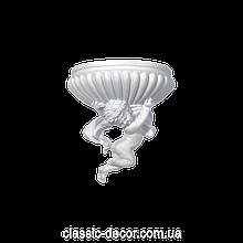 Панно настенное, декоративное Classic Home WA385-1,лепной декор из полиуретана.