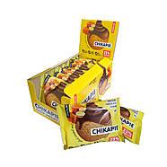 Chikalab  Протеиновое печенье АРАХИС С НАЧИНКОЙ, фото 2