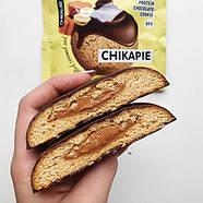 Chikalab  Протеиновое печенье АРАХИС С НАЧИНКОЙ, фото 3