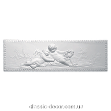 Панно настенное, декоративное Classic Home W1195,лепной декор из полиуретана.