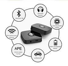 Беспроводной Bluetooth 4.1 аудио приемник Ugreen для автомагнитол, колонок, муз.центров, дом.театров, фото 2