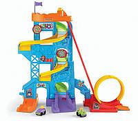 Fisher-Price Little People Loops n Swoops Amusement Park парк развлечений