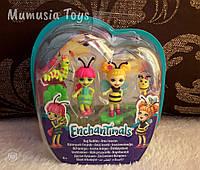 Набор мини куклы Пчела и Гусеница Enchantimals Mattel