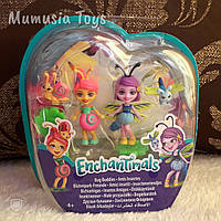 Набор мини куклы Улитка и Стрекоза Enchantimals Mattel