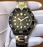 Seiko SNE437P1 Prospex Solar Divers Black Dial