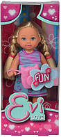 Кукла Эви с фотоаппаратом, Simba, 5733209/1